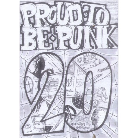 Proud to be Punk No. 20