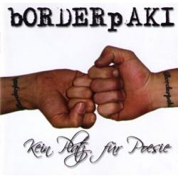 Borderpaki - Kein Platz für Poesie  (CD)