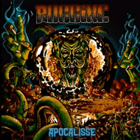 Ruggine  -  Apocalisse  (CD)