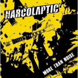 Narcolaptic - More than noise  (CD)