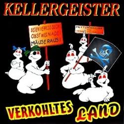 Kellergeister - Verkohltes Land   (CD)