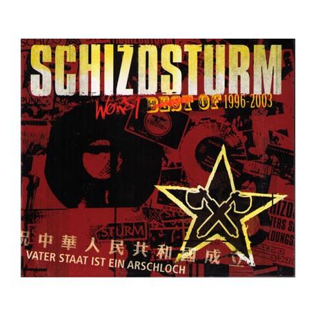 Schizosturm - Worst/Best of 1996-2003  (CD)