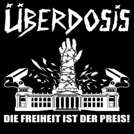 Überdosis - Freiheit  (T-Shirt)