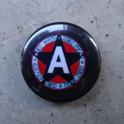 Anarchie (Button)