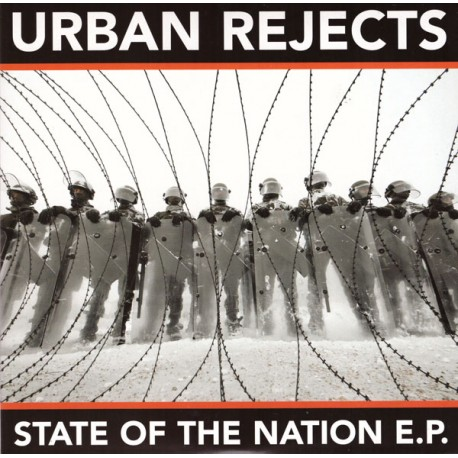 """Urban Rejects - State of a nation  (7"""")"""