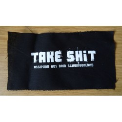 Take Shit - Logo  (Aufnäher)