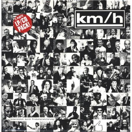 Km/h - Unterstützt durch Produktplatzierung  (LP+CD)