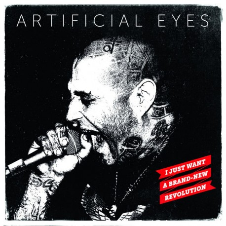 Artificial Eyes - I Just Want A Brand-New Revolution  (LP)
