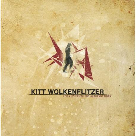 Kitt Wolkenflitzer -Vom Aufstehen und Stehenbleiben (LP)