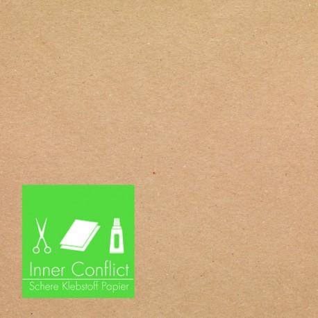 """Inner Conflict -Schere Klebstoff Papier  (10"""")"""