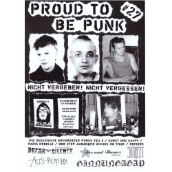 Proud to be Punk No.27