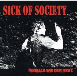 Sick of Society - Niemals wie der Rest  (CD)