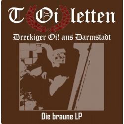 TOi!letten - Die braune LP  (LP)