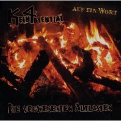 Kein Potential / D.V.A. - Die verwesenden Altlasten - Auf ein Wort (LP)