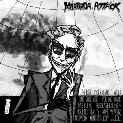 Mururoa Attäck / Volker das Trophe & die Untergäng – Split  (LP)
