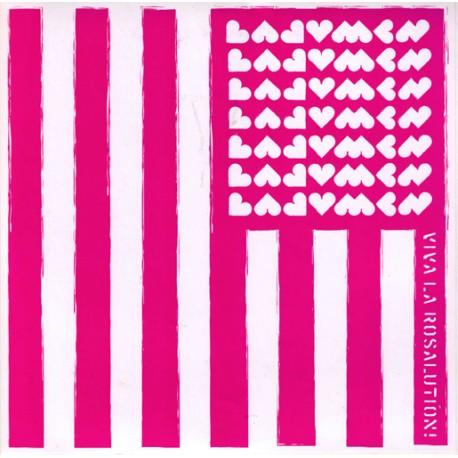 """Ladymen  -  Viva La Rosalution    (7"""")"""