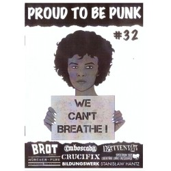 Proud to be Punk No.32