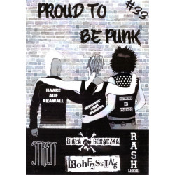 Proud to be Punk No.30