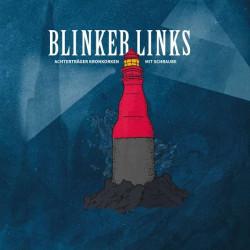 Blinker Links - Achterträger Kronkorken mit Schraube (LP)