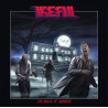 Ireful - The walls of madness  (CD)