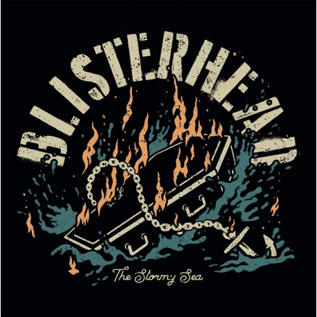 Blisterhead - The Stormy Sea (LP+CD)