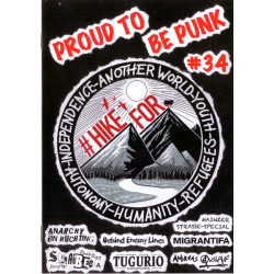 Proud to be Punk No.34