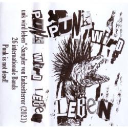 V.A. - Punk wird leben  (MC)