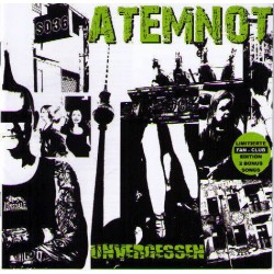 Atemnot  -  Unvergessen (Fanclub Edition)  (CD)