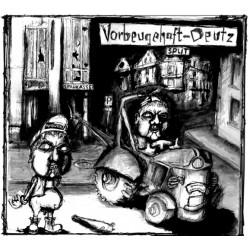 Deutz / Vorbeugehaft - Split (LP)   (schwarzes Vinyl)