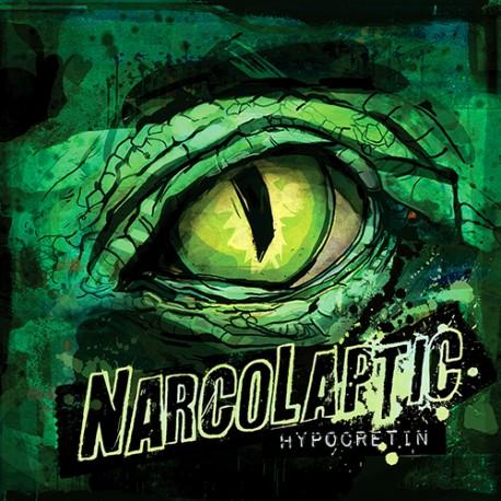 Narcoleptic - Hypocretin  (CD)