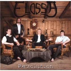 Elossa - Revolution (CD)