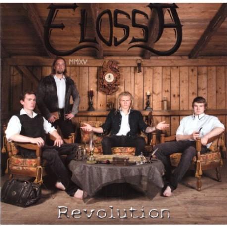 Elossa - Revolution (CD)
