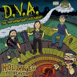 D.V.A. - Holzweg to Heaven (CD)