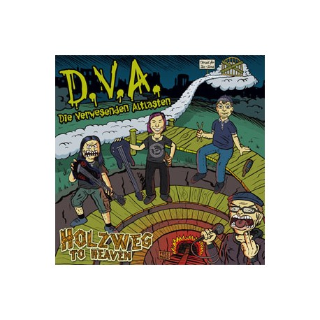 D.V.A. - Holzweg to Heaven (CD)