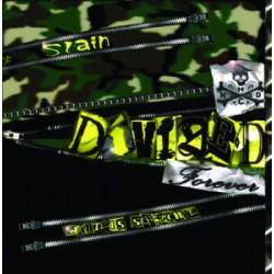 Wärters Schlechte / Slain  -  Divided forever   (LP)