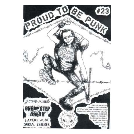 Proud to be Punk No.23