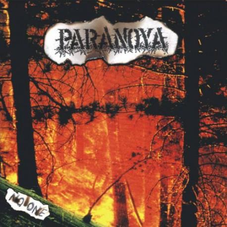 Paranoya - No One (CD)