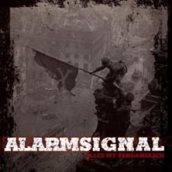 Alarmsignal - Alles ist vergänglich   (LP)